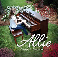 Barefoot Rhapsodies - Allie Heard